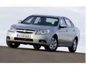 Стальная защита картера для Chevrolet Epica (с 2006 г.в.), картер