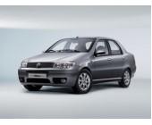 Стальная защита картера для Fiat Albea (с 2006 г.в.), картер