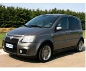 Стальная защита картера для Fiat Panda (с 2004 г.в.), картер