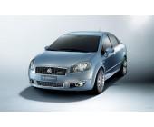 Стальная защита картера для Fiat Linea (с 2010 г.в.), картер