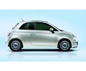 Стальная защита картера для Fiat 500 (с 2009 г.в.), картер