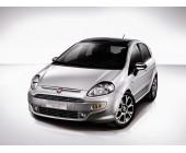 Стальная защита картера для Fiat Grande Punto (с 2006 г.в.), картер