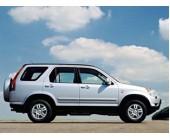 Стальная защита картера для Honda CR-V II (2002-2004 г.в.), картер