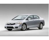 Стальная защита картера для Honda Civic 4dr (с 2006 г.в.), картер