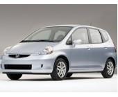 Стальная защита картера для Honda Fit (2001-2003 г.в.), картер