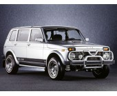 Стальная защита картера для Lada 4x4 картер
