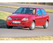 Стальная защита картера для Mazda 121 (1996-2000 г.в.), картер