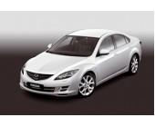 Стальная защита картера для Mazda 6 (с 2007 г.в.), картер