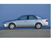 Стальная защита картера для Mazda 626 (1998-2001 г.в.), картер