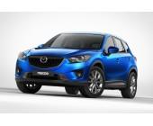 Стальная защита картера для Mazda CX-5 (с 2011 г.в.), картер