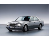 Стальная защита картера для Mercedes Benz W124 (1985-1995 г.в.), картер