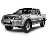 Стальная защита картера для Nissan NP 300 (с 2008 г.в.), картер