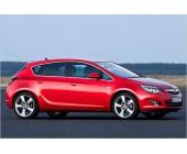 Стальная защита картера для Opel Astra J (с 2010 г.в.), картер