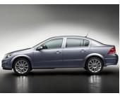 Стальная защита картера для Opel Astra H (2004-2009 г.в.), картер