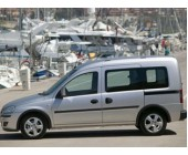 Стальная защита картера для Opel Combo (с 2008 г.в.), картер