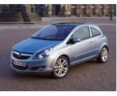 Стальная защита картера для Opel Corsa D (с 2006 г.в.), картер