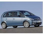 Стальная защита картера для Opel Meriva (с 2006 г.в.), картер