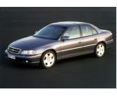 Стальная защита картера для Opel Omega В (1994-2003 г.в.), картер
