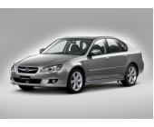 Стальная защита картера для Subaru Legacy (2003-2009 г.в.), картер