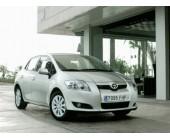 Стальная защита картера и КПП для Toyota Auris (2007-2013, 2013- г.в.)